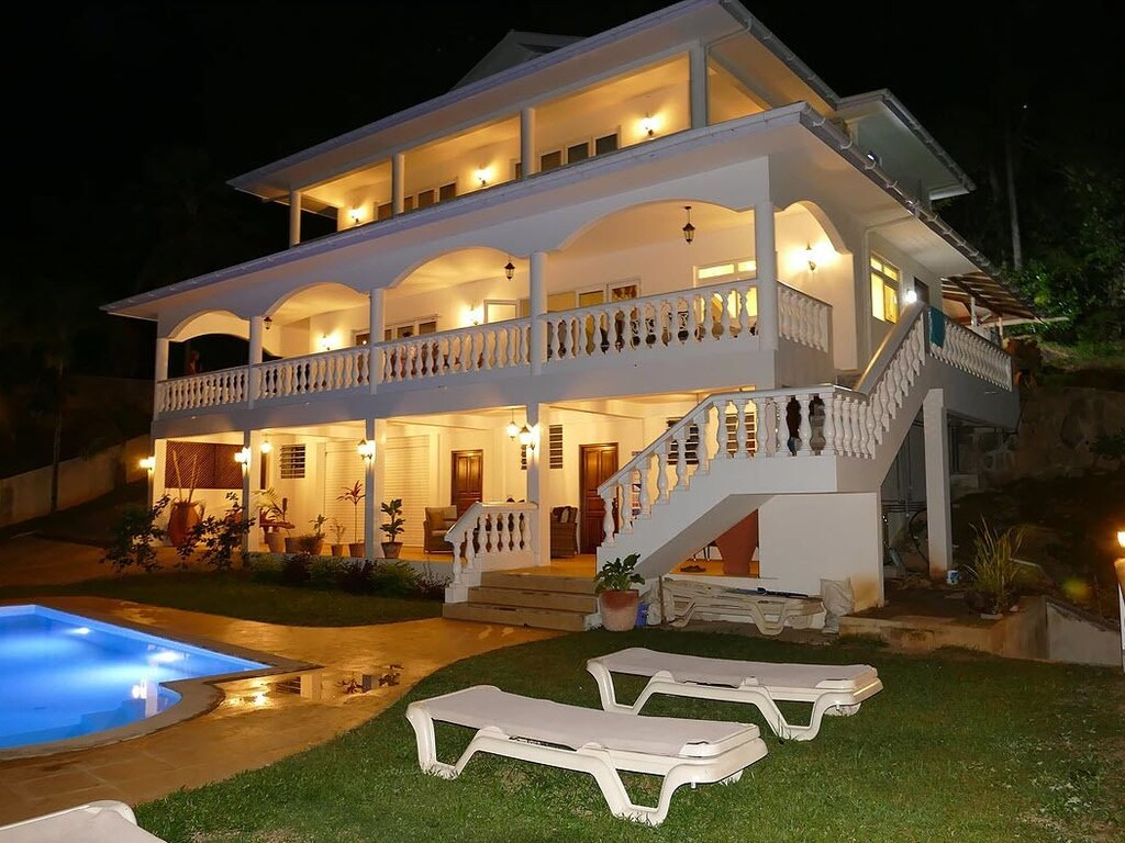 Villa Karibu Near Anse Aux Pins Beach Seychelles