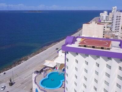 Hotel Lois Veracruz Near Veracruz Aquarium
