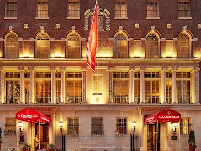 Hotels In New York City >> The Chatwal A Luxury Collection Hotel New York City Manhattan