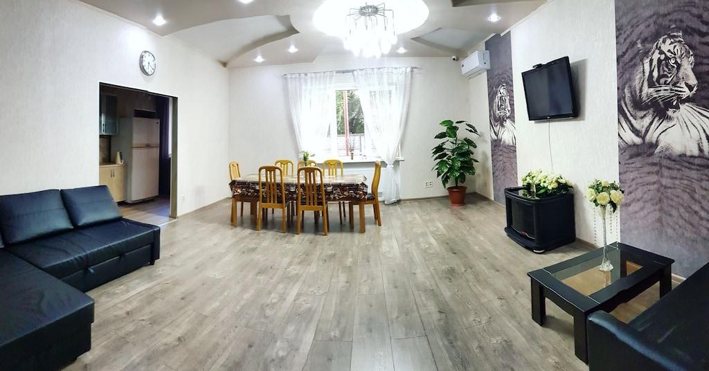 Villa Hostel Near Kuban State University Krasnodar