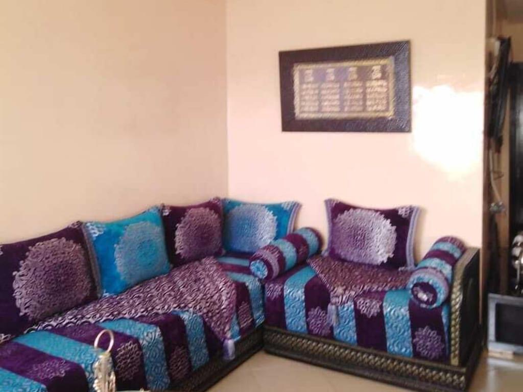 Kenitra Gharb Chrarda Beni Hssen Morocco appartement kenitra gonzalez - quartier maamora