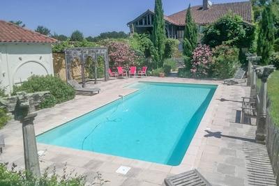 Le Houga, Gers, Frankrijk