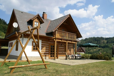 Exterieur vakantiehuis [zomer]