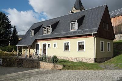 Bahnhof Reuth (b Plauen, Vogtl), Weischlitz, Sachsen, Deutschland