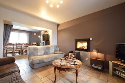 Morhet, Vaux-sur-Sûre, Wallonische Region, Belgien