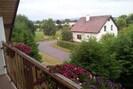 Utsikt från stugan [sommar]