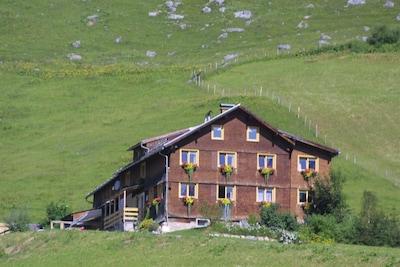 Warth-Schroecken Ski Resort, Warth, Schroecken, Vorarlberg, Austria