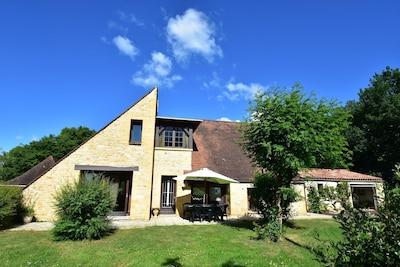 Saint-Julien-de-Lampon, Dordogne, Frankreich