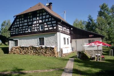 Jindrichovice, Karlovy Vary Region, Czech Republic