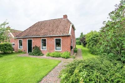 Gemeinde Eemsmond, Groningen Provinz, Niederlande