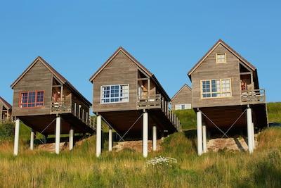 Extérieur maison de vacances [été]