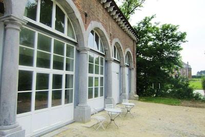 Estación de tren de Gembloux, Gembloux, Región de Valonia, Bélgica