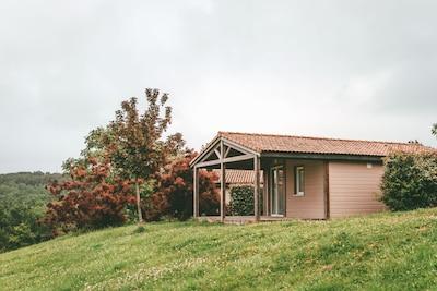 Base de Loisirs des 3 Lacs, Monclar-de-Quercy, Tarn-et-Garonne, Frankrijk