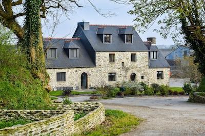 Le Moustoir, Côtes-d'Armor, Frankrijk