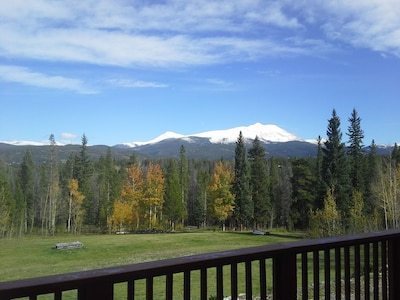 Mt. Baldy views