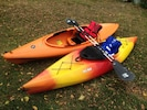 Two kayaks included with your stay!