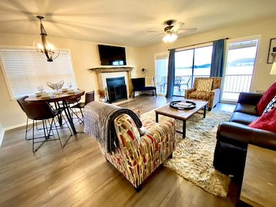 This first-floor condo is a perfect place to spend time with friends or family!