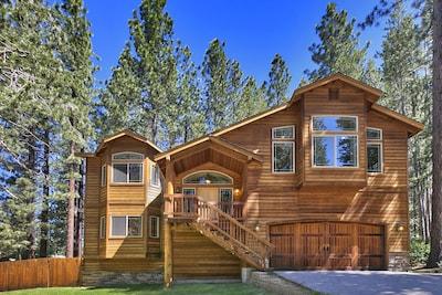 Our Tahoe Ski Cabin