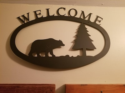 Welcome to our Killington home.