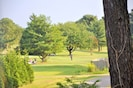 Walk to the public Blue Heron Golf Course or just enjoy the view!