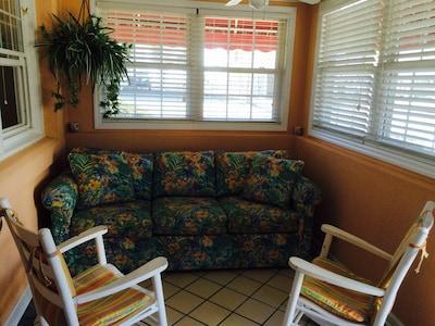 Sun Room in Condo #1