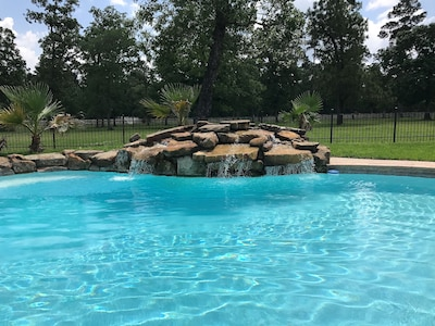 Welcome to your pool!