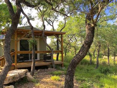 Beautiful Zen Cabin in Canyon Lake!