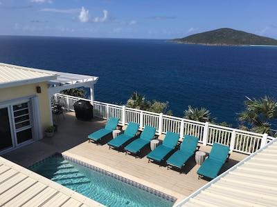Seaview Villa!