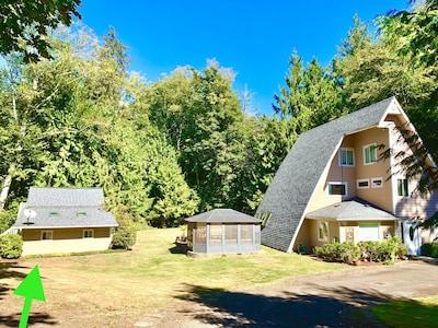 Parc Lac Fenwick, Kent, Washington, États-Unis d'Amérique