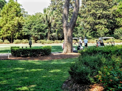 VIEW OF THE 9TH TEE