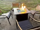 Fire Pit To Enjoy!