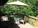 Front deck for summer fun