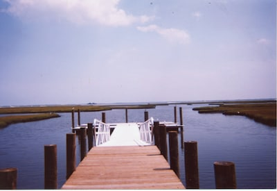 Community Kayak Launching Dock, just a short walk from the home, Ocean City, MD