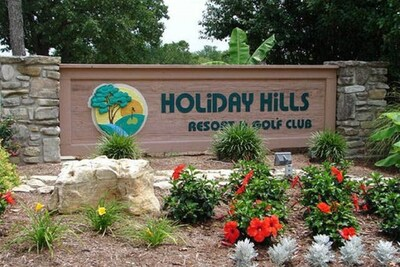 WELCOME TO HOLIDAY HILLS RESORT AND GOLF CLUB