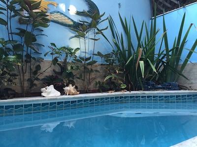 Wonderful private pool!!