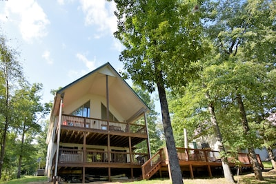 WATERFRONT LAKE HOUSE 30 MINS FROM MAMMOTH CAVE