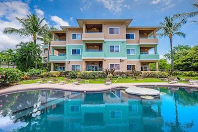 Beach Villas, Kahaluu-Keauhou, Hawaii, United States of America