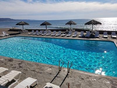 Las Gaviotas, Playas de Rosarito, Basse-Californie, Mexique