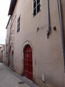 La rue Louis-Deloncle