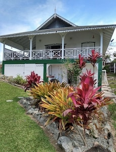 Fort Bennett, Plymouth, Western Tobago, Trinidad en Tobago