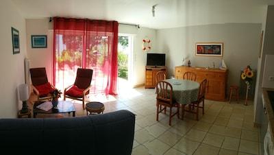 Apartment La Mouette Klassifiziert 1 *