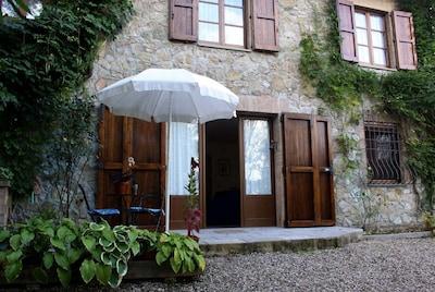Murlo, Tuscany, Italy