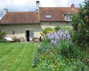 South east facing garden