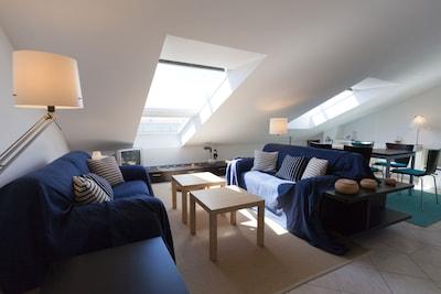 Der Openspace Wohnraum