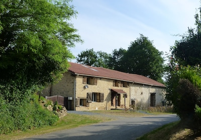 Les Salles-Lavauguyon, Haute-Vienne (département), France