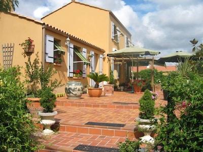 maison style provençale