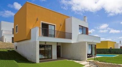 Casalinho, Obidos, District de Leiria, Portugal
