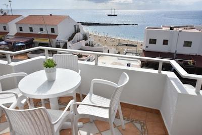 Apartamento en La Playa, Maravillosas Vistas.