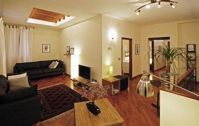 Apartment Venisa - The living room