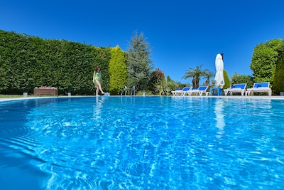 boutique residence pool